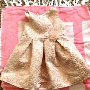 Glamorous toddler girl dress